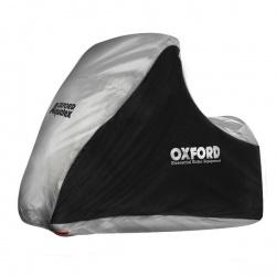 Pokrowiec na motocykl OXFORD Aquatex MP3/3 Wheeler kolor srebrny, rozmiar OS