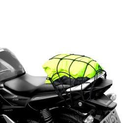 Siatka na bagaż OXFORD kolor fluorescencyjny 6 haczyków