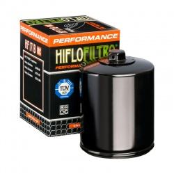 HIFLO FILTR OLEJU HF 171 HARLEY-DAVIDSON / BUELL NAKRĘTKA 17MM (RACING CZARNY) (50)