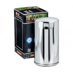 HIFLO FILTR OLEJU HF 173C HARLEY-DAVIDSON EVO (CHROMOWANY) (20)