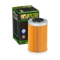 HIFLO FILTR OLEJU HF 655 SXF/EXCF 250 '06-'12, EXC450/500, HUSABERG '09-'12 (50)