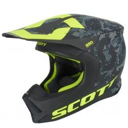 Scott Helmet 550 Camo ECE