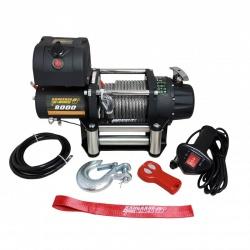 Wyciągarka elektryczna Kangaroowinch K8000E 12V z liną stalową do UTV