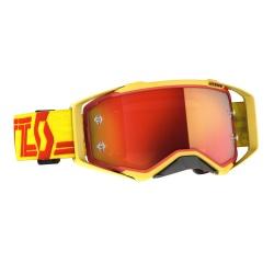 Scott Gogle Prospect yellow/red / orange chrome works