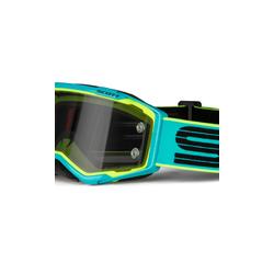 SCOTT Prospect LS Goggle teal blue/yellow / light sensitive grey works