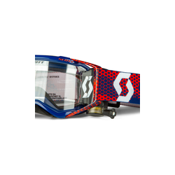 SCOTT Prospect WFS Goggle red/blue / clear works