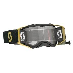 SCOTT Prospect WFS Goggle black/gold / clear works