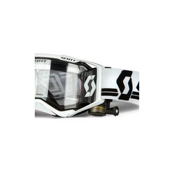 SCOTT Prospect Super WFS Goggle white/black / clear works