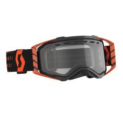 SCOTT Prospect Enduro Goggle orange/black / clear