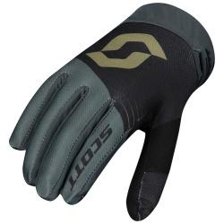 SCOTT 450 Podium Glove BLACK/GOLD