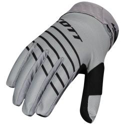 SCOTT 450 Angled Glove  GREY/BLACK