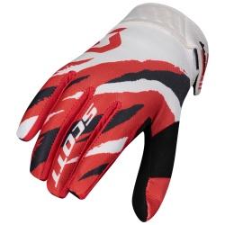 SCOTT 450 Prospect Glove  RED/WHITE