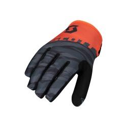 SCOTT 350 Dirt Glove BLACK/ORANGE
