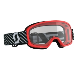 SCOTT Buzz Goggle red / clear