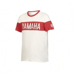 Męska koszulka Yamaha Faster Sons Lubbock Cloud (kremowa)
