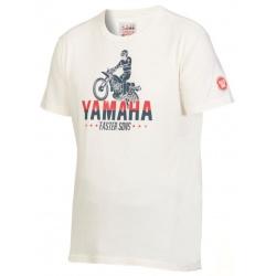 Męska koszulka Yamaha Faster Sons Abbot Cloud